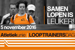 21e Looptrainersdag / 5 november 2016 Sportcentrum Papendal